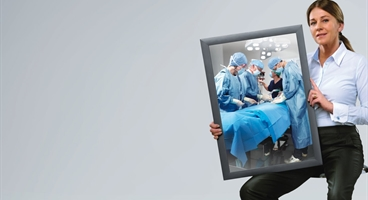 To be used for Linde Healthcare campaign